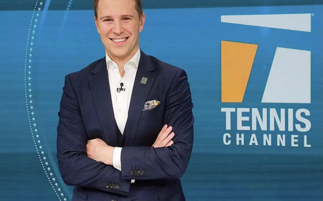Episode 133 – Tennis Channel's Steve Weissman Joins Co-Hosts Steve Flink and David Beilinson