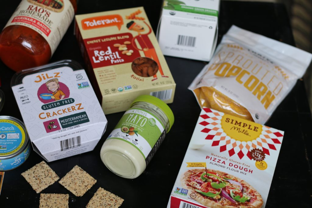 Top 10 Foods to Purchase on Thrive Market from Beingbrigid.com.