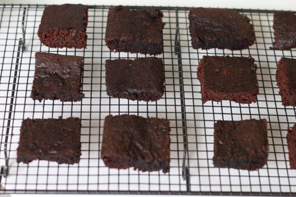 Cupid's Dark Chocolate Grain-free Brownies