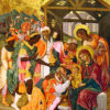 artwork of the nativity - Being Disciples