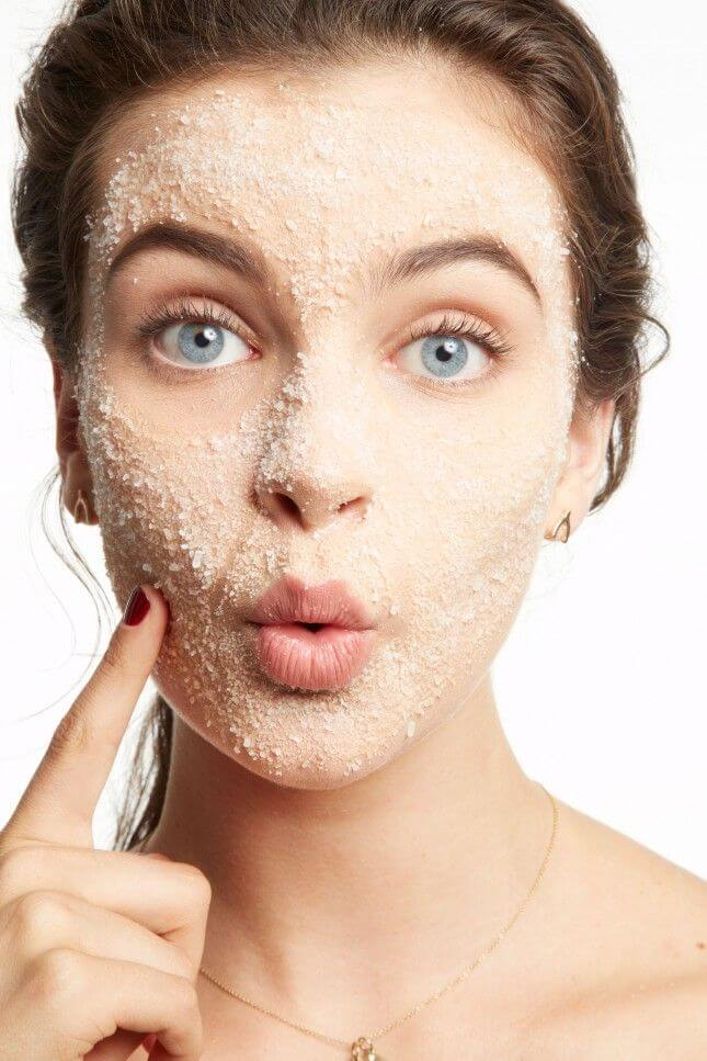face mask for skin care