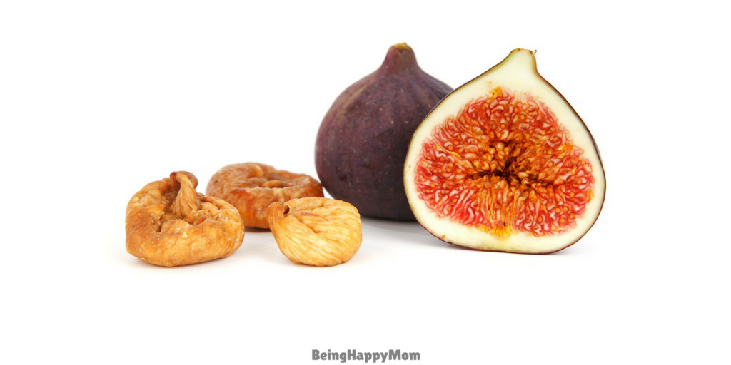 dried fig for constipation
