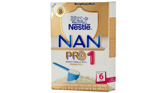 Nestle NAN Pro1