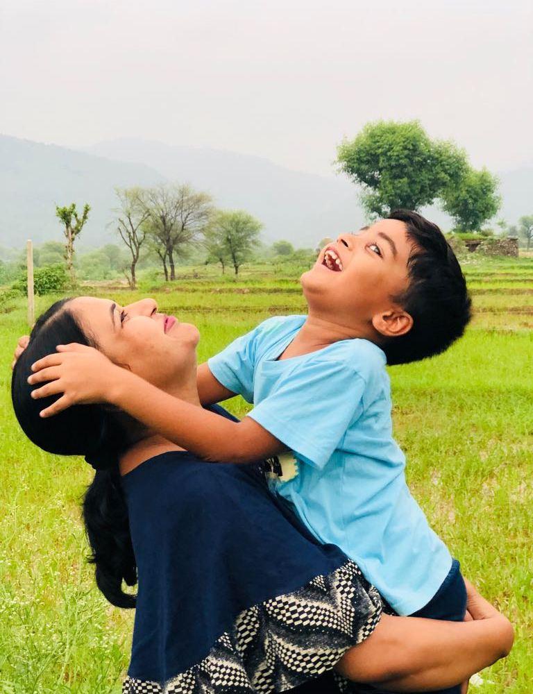 My Motherhood Journey