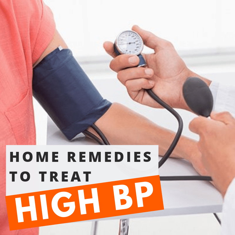 11 Home Remedies for High Blood Pressure
