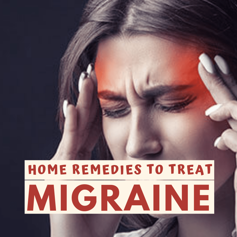 11 Home Remedies for Migraine