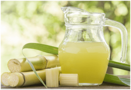 Sugarcane juice as remedy for Jaundice