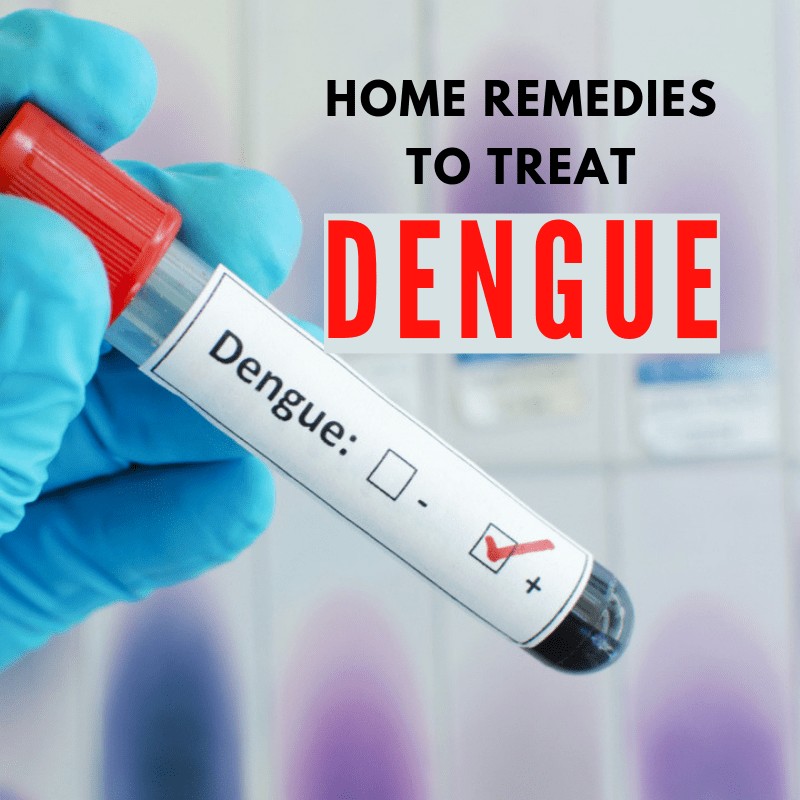 11 Home Remedies for Dengue in 2020