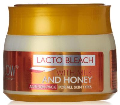 Oxyglow Golden Glow Lacto Bleach