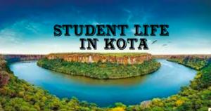 Student life in Kota