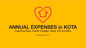 Kota Living Expenses