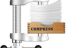 How To Compress or Convert 1GB File In 1MB