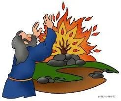 Moses Exodus 3