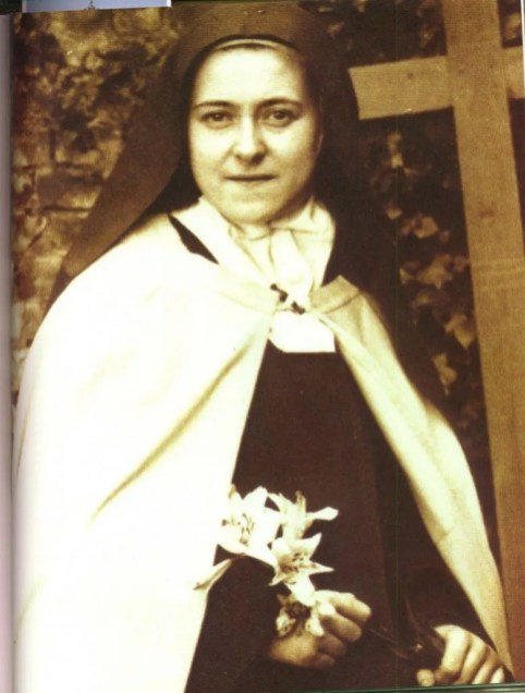 """12. This saint was also known as """"The Little Flower"""""""