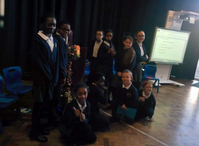 Light in the Darkness - Advent with the Chaplaincy Team