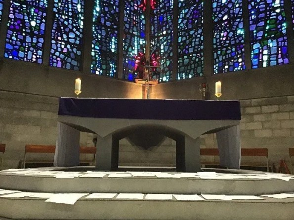 Reconciliation at Church