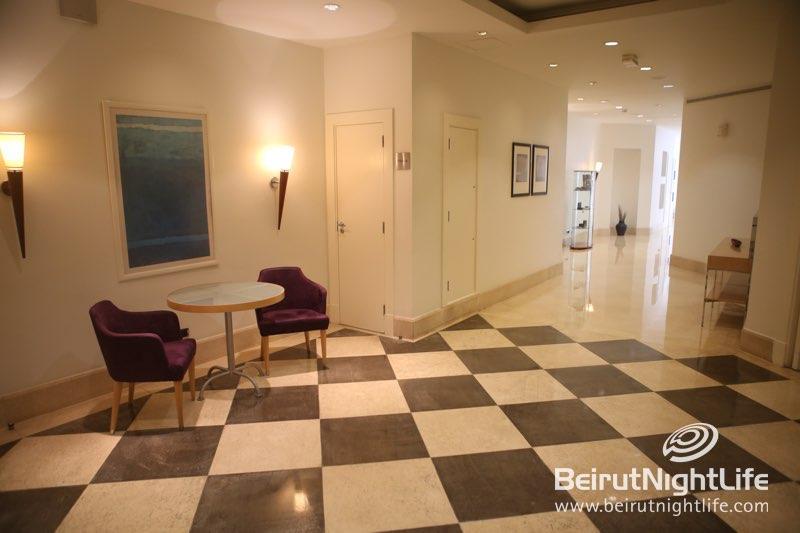 Mvenpick Hotel Beiruts Essential Spa A Relaxing Haven BNL