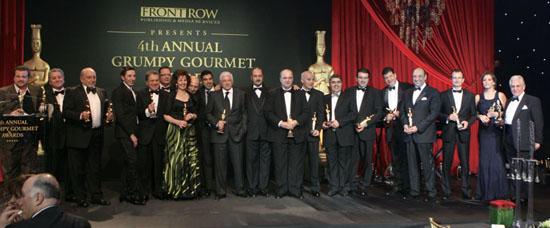 4th Annual Grumpy Gourmet Awards (Jordan & Lebanon)