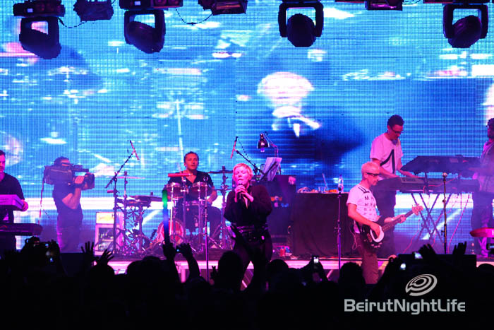 "Above & Beyond ""Beirut is our best Gig for 2009"""