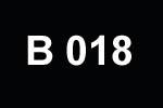 b018 logo beirut lebanon