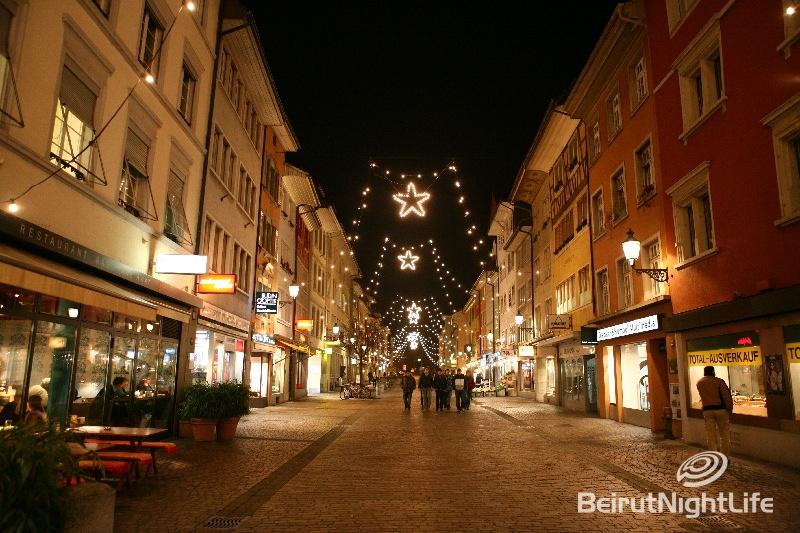"""Zurich Christmas """"Around the World"""""""