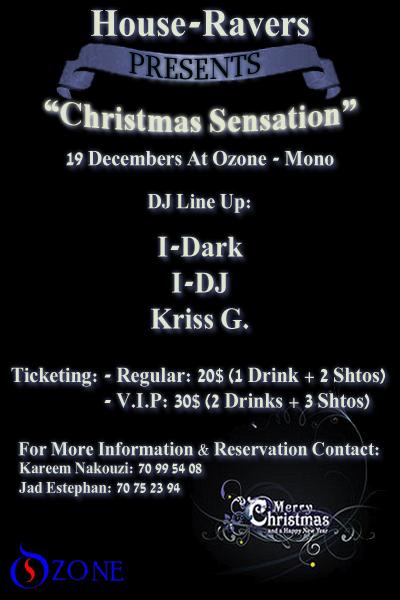 christmas sensation