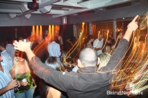 Friday Night @ Eight Beirut