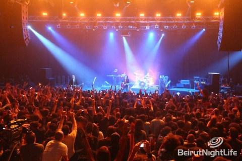 beirut rock festival 2009