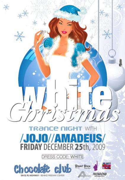 White Christmas @ Chocolate