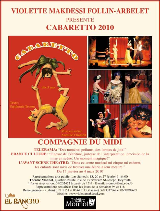 Cabaretto 2010