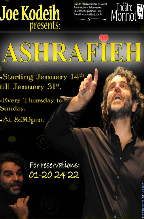Ashrafieh Stand Up Comedy