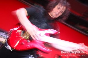 Snatch Beirut host Vinnie Moore