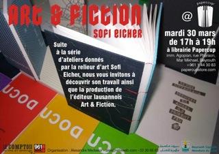 Art & Fiction- Sofi Eicher