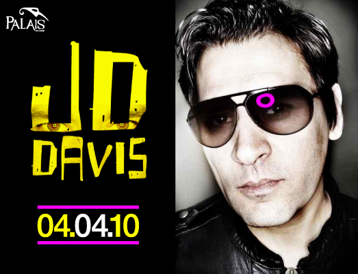 The World Is Yours… JD Davis Performing Live At Palais
