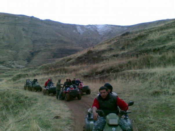 Skyline Extreme Sports ATV Event from the Cedars to Annoubin