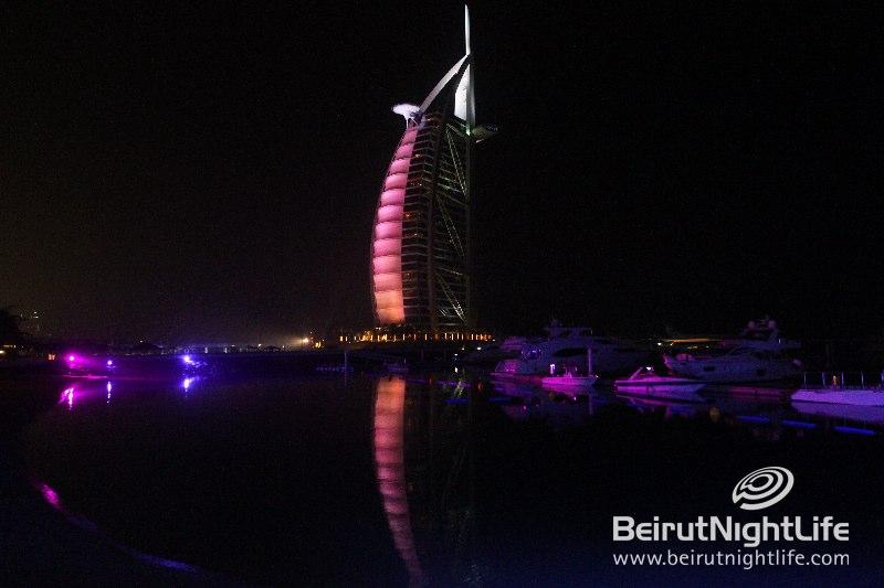Around the World: Dubai Nights