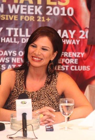 Exclusive BeirutNightLife.com- Nathalie Fadlallah: The Model Maker