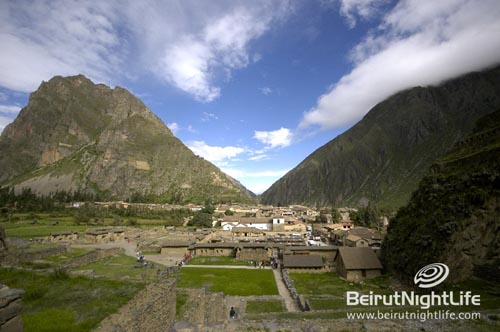 Around the World: Inca Trail from Ollantaytambo- Peru