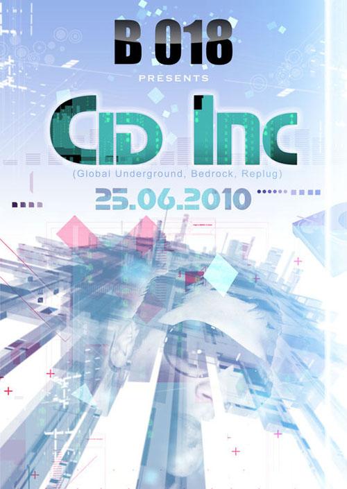 Cid Inc B018