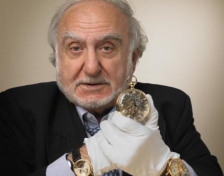 Nicolas Hayek, Swatch Creator Dies