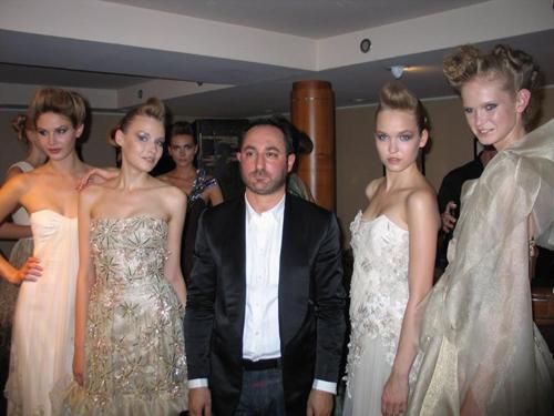 Dany Atrache Guests in Paris