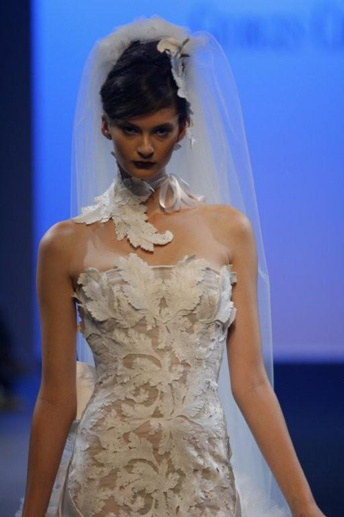 Georges Chakra Couture F/W 10-11 in Paris