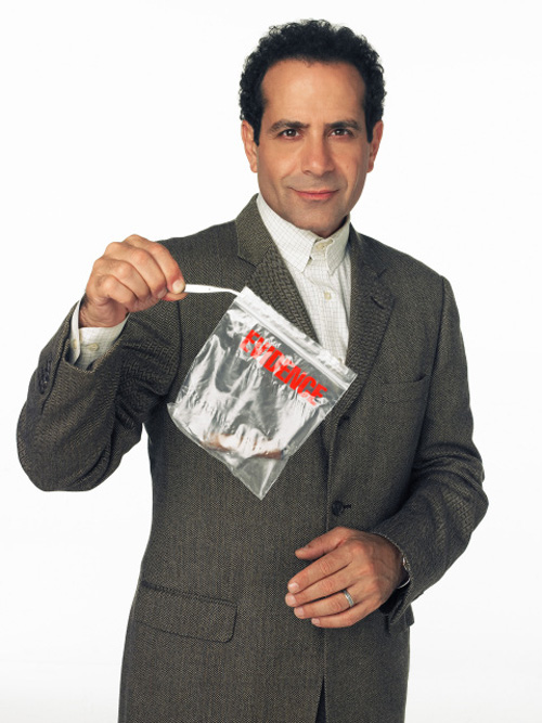 "Prominent Lebanese: Tony Shalhoub ""The Monk"""