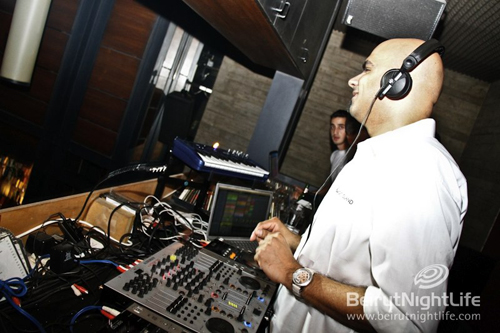 BMC: Roger Shah at Element Beirut