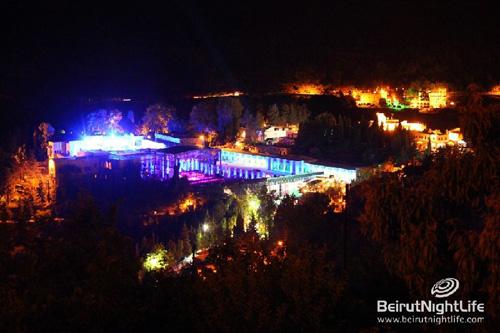 Beiteddine Festival 2010- IL DIVO