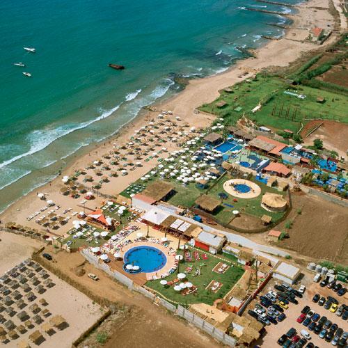 Life's a Beach in Lebanon!