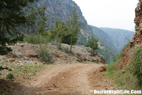The Qadisha Valley: Lost Paradise