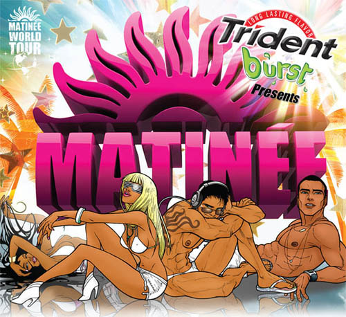 Matinee World Tour- July 18th