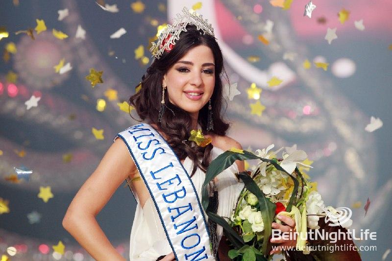 Rahaf Abdulla crowned Miss Lebanon 2010
