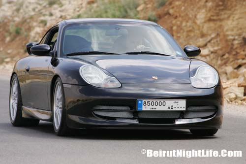 Porsche Club- Faraya